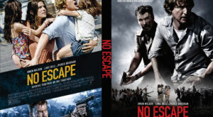 no escape dvd cover