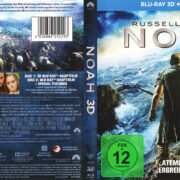 Noah 3D (2014) Blu-Ray German