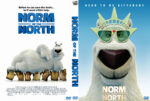 Norm of the North (2016) R0 Custom DVD Cover