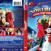 Northpole: Open For Christmas (2015) R1 DVD Cover