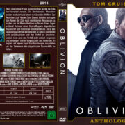 Oblivion (2013) (Tom Cruise Anthologie) german custom