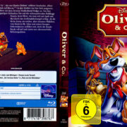 Oliver & Co. (2001) R2 Blu-Ray German