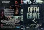 Open Grave (2013) R1 DUTCH CUSTOM DVD Cover