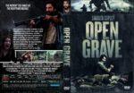 Open Grave (2013) R1 DUTCH CUSTOM DVD Cover