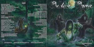 Orden Ogan - Ravenhead (Russia) - Booklet