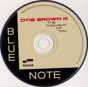 Otis Brown III - The Thought Of You - CD