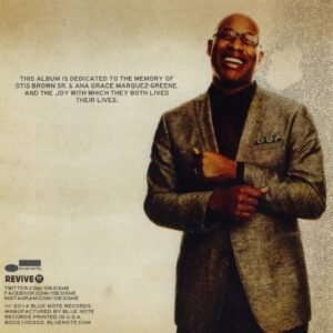 Otis Brown III - The Thought Of You - Inside
