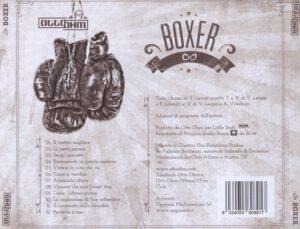 Otto Ohm - Boxer - Back