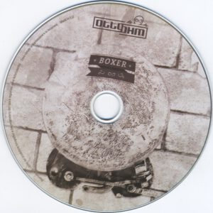 Otto Ohm - Boxer - CD