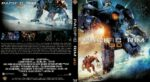 Pacific Rim 3D Blu-Ray DVD Cover (2013) German