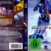 Pacific Rim (2013) R2 Blu-Ray German
