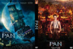 PAN (2015) R0 Custom DVD Cover