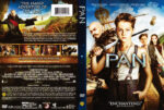 Pan (2015) R1 DVD Cover