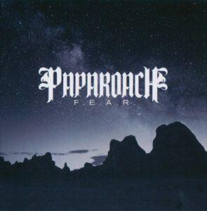 Papa Roach - F.E.A.R. - 1Front