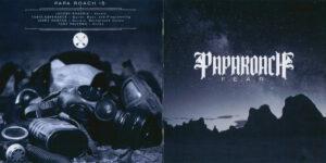 Papa Roach - F.E.A.R. - Booklet (1-4)
