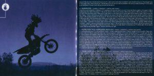 Papa Roach - F.E.A.R. - Booklet (4-4)