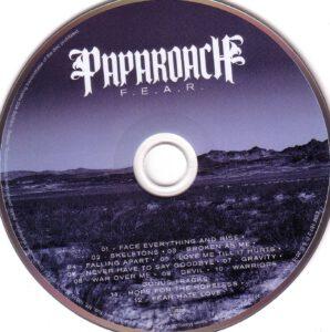 Papa Roach - F.E.A.R. - CD