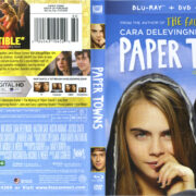 Paper Towns (2015) R1 Blu-Ray