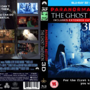 Paranormal Activity The Ghost Dimension 3D (2015) R2 Custom Blu-Ray