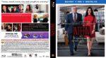 The Intern (2015) Custom Blu-Ray DVD Cover