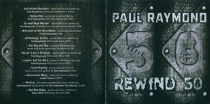 Paul Raymond - Rewind 50 - Booklet (1-2)