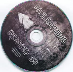 Paul Raymond - Rewind 50 - CD