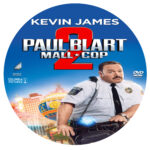 Paul Blart: Mall Cop 2 (2015) R0 Custom Label
