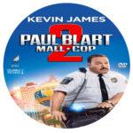 Paul Blart: Mall Cop 2 (2015) R0 Custom Label