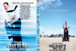 Paul Blart: Mall Cop 2 (2015) R0 Custom DVD Cover