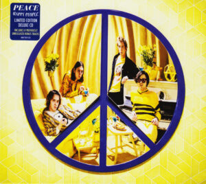 Peace - Happy people - 1Front
