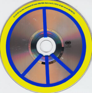 Peace - Happy people - CD