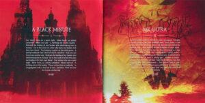 Periphery - Juggernaut- Alpha - Booklet (2-6)