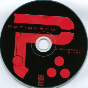 Periphery - Juggernaut- Alpha - CD