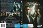 Person Of Interest: Season 1 (2011) R4 DVD Cover