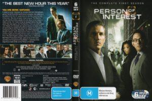 Person Of Interest - T01 (Completa)
