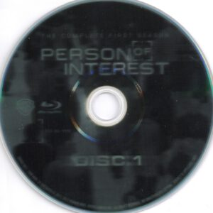 Person Of Interest - T01 - D1 (Blu-Ray)