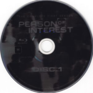 Person Of Interest - T01 - D1 (Blu-Ray),