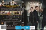 Person Of Interest: Season 2 (2012) R4 DVD Cover