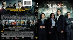 Person Of Interest - T02 (Completa) (Blu-Ray)
