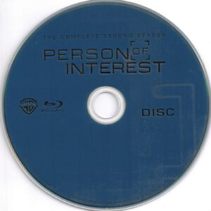 Person Of Interest - T02 - D1 (Blu-Ray)