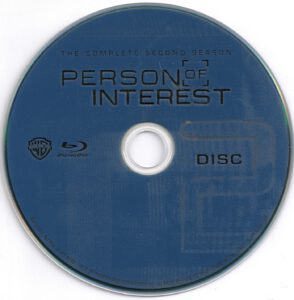 Person Of Interest - T02 - D2 (Blu-Ray)