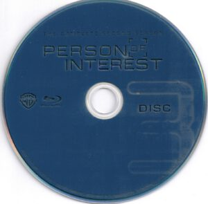 Person Of Interest - T02 - D3 (Blu-Ray)