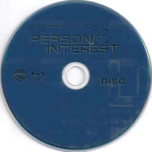 Person Of Interest - T02 - D4 (Blu-Ray)