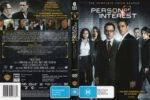 Person Of Interest: Season 3 (2014) R4 DVD Cover