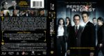 Person Of Interest: Season 3 (2014) R1 Blu-Ray DVD Cover