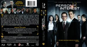 Person Of Interest - T03 (Completa) (Blu-Ray)