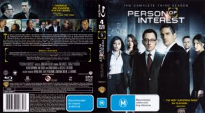 Person Of Interest - T03 (Completa) (Blu-Ray)1