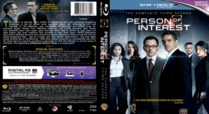 Person Of Interest - T03 (Completa) (Blu-Ray)2