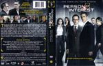 Person Of Interest: Season 3 (2014) R1 DVD Cover