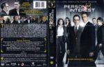 Person Of Interest: Season 3 (2014) R1 DVD Cover